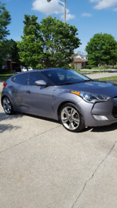 2012 Hyundai Veloster TECH Package Hatchback