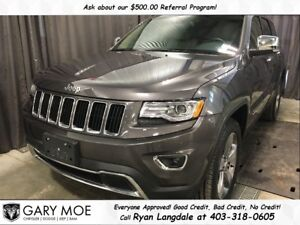 2016 Jeep Grand Cherokee Limited **VENTILATED LEATHER SEATS, NAV