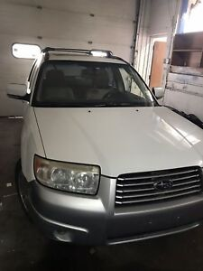 2006 Subaru Forester LL Bean Edition