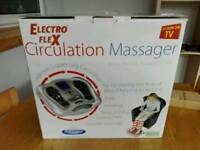 Brand new circulation massager