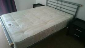 New and sealed mattresses