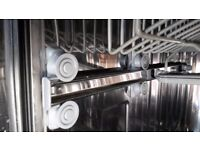 Hoover dishwasher Guide Runners (for top plate rack)
