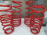SUZUKI SWIFT MK3 SPAX LOWERING SPRINGS 50mm SO 37014