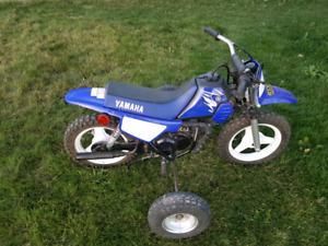 Yamaha Pw50 2008