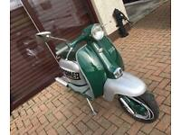 Serveta Lambretta Jet 200 for sale