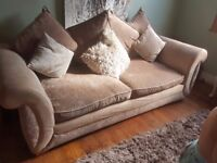 dfs sofa for sale lovely cream/mink