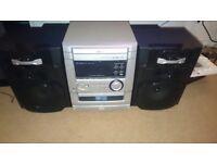 Aiwa Stereo system hi fi