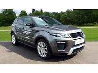 2016 Land Rover Range Rover Evoque 2.0 TD4 HSE Dynamic 5dr Automatic Diesel Hatc