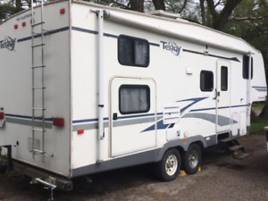 2005 terry fifth wheel