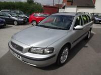 VOLVO V70 2.3 T5 SE~W'2000~5 DOOR ESTATE~AUTOMATIC~STUNNING SILVER~VERY FAST CAR
