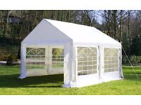 White Party Tent Brand New 3 m x 4 m Only £30