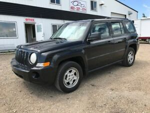 2008 Jeep Patriot Sport Fantastci fuel economy!!!