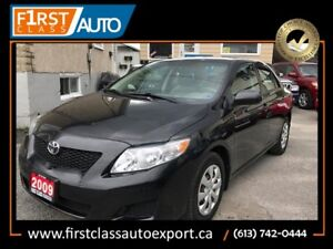 2009 Toyota Corolla CE - No Accidents - Great On Gas!
