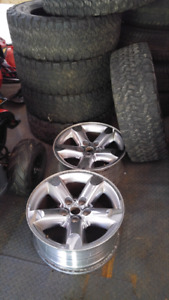 "20"" DODGE RAM WHEELS"