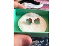 Genuine Tiffany & Co earrings