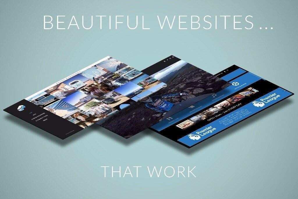 Creative Web and Graphic Design Services in Gloucestershire. High quality and reasonable prices.