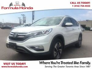 2016 Honda CR-V TOURING | NAVIGATION | ALL WHEEL DRIVE