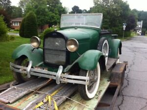 Ford Pick Up 1928 Convertible