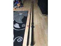 Century eliminator e10000 fishing rod