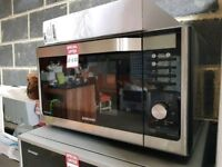 Ex Display 32L Slimfry Samsung Microwave Oven £120