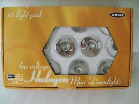 Mini Downlights Kit