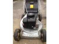 honda mower £90 also rotavator howard industrial MACCLESFIELD