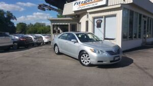 2007 Toyota Camry Hybrid LEATHER! SUNROOF! ONLY 99KM!