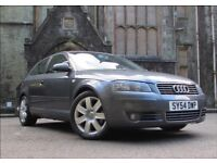 Audi A3 2.0 Sport heated cream leather seats, only 95k miles