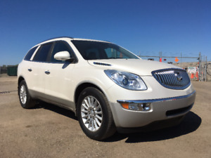 2010 Buick Enclave CXL 7 Passenger AWD SUV! WARRANTY INCLUDED!