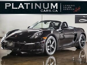 2013 Porsche Boxster MANUAL, SPORT CHRONO