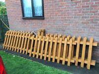 Palisade Fence Panels
