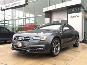 2016 Audi S5 Technik plus W/ SPORT DIFFERENTIAL