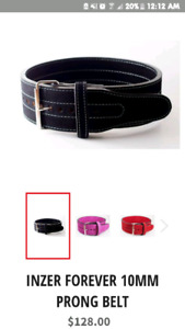 Brand new Inzer Forever 10MM lifting belt Size M