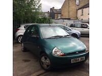 FORD KA WITH LEATHER SEATS
