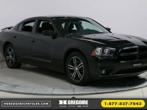 2014 Dodge Charger SXT AWD A/C TOIT BLUETOOTH MAGS
