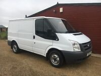 2010 FORD TRANSIT 85 T280S SWB FINANCE AVAILABLE