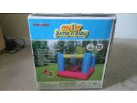 Jump n Play bouncy castle with blower!