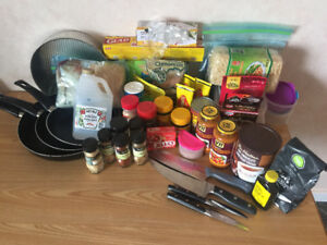Various Kitchen/Food Items