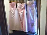 FOR SALE 3 Brand New Bridesmaid Dresses