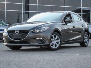 2015 Mazda MAZDA3 Manual| FWD| Push Start