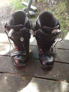 DC snowboard boots sz10