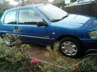 Peugeot 106 feel free to contact me to view