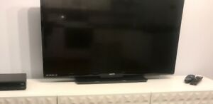 "Sanyo 43"" LED Smart TV 1080p High Def HDTV Netflix New in Box"