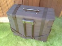 Salespeople suitcase for sunglasses or jewellery
