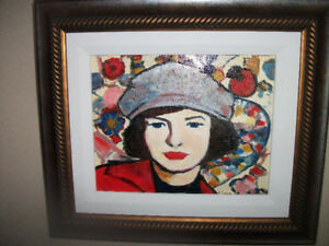 """Girl in a Beret"""