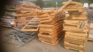 Free high quality pallets