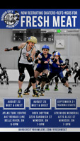 Come Play Roller Derby! Border City Brawlers Recruitment