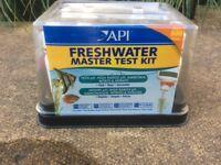 Aquarium freshwater master test kit