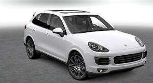 2017 Porsche Cayenne Platinum Edition ** DEMO **