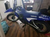 Yamaha pw80 bike